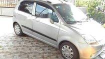 Bán Chevrolet Spark năm 2009, màu bạc xe gia đình, giá chỉ 125 triệu