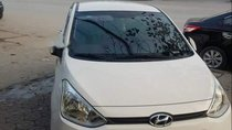 Bán xe Hyundai Grand i10 sản xuất 2016, màu trắng, nhập khẩu