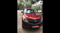 Bán Mazda BT 50 sản xuất năm 2015, màu đỏ, giá chỉ 500 triệu