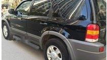 Cần bán gấp Ford Escape XLT AT đời 2004, màu đen chính chủ, giá 175tr