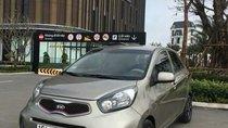 Cần bán lại xe Kia Morning năm sản xuất 2015, màu xám giá cạnh tranh