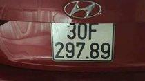 Bán Hyundai Accent năm sản xuất 2018, màu đỏ, 580 triệu