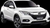 Bán xe Honda HR-V sản xuất năm 2019, màu trắng, nhập khẩu Thái Lan