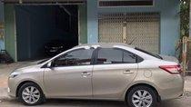 Cần bán lại xe Toyota Vios E đời 2016, màu bạc, số tự động, giá 485tr