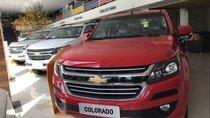 Cần bán lại xe Chevrolet Colorado đời 2019, màu đỏ, xe nhập, giá tốt