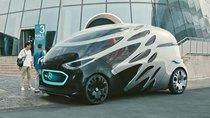 Mercedes-Benz lộ hồ sơ đăng ký bản quyền tên gọi 'O Class'