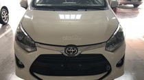 Bán Toyota Wigo 1.2AT năm sản xuất 2019, màu trắng, nhập khẩu nguyên chiếc