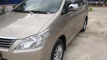 Cần bán Toyota Innova G 2013, màu nâu số tự động