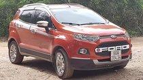 Bán Ford EcoSport Titanium stđ sản xuất 2015, màu đỏ, giá chỉ 495 triệu