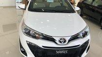 Toyota Yaris 1.5G AT, màu trắng, nhập khẩu, hỗ trợ vay 85% thanh toán 200tr nhận ngay xe