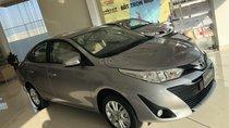 Toyota Vios 1.5E CVT đời 2019, màu bạc, hỗ trợ vay 85%, thanh toán 130tr nhận xe, lãi 0,6%/tháng