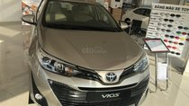 Bán xe Toyota 1.5G CVT sản xuất năm 2019, màu nâu vàng, giá cạnh tranh. Hỗ trợ vay 85%, thanh toán 140tr nhận xe ngay