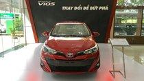 Toyota Vios mới 2019 giá chỉ từ 531 triệu đồng
