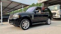 Range Rover sản xuất 2009 màu đen, giá chỉ 1 tỷ 390 triệu, nhập khẩu nguyên chiếc