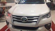Fortuner 2.4G MT 2019, màu trắng, xe nhập, giao ngay tại Toyota An Thành