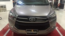 Bán xe Toyota Innova 2.0E MT, màu nâu đồng- hỗ trợ vay 90% thanh toán 200tr nhận xe