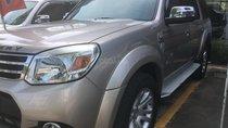 Cần bán Ford Everest năm sản xuất 2015, màu vàng số sàn, giá tốt