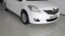Bán xe Toyota Vios đời 2010, màu trắng, giá chỉ 245 triệu