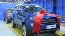 Giá xe Ford EcoSport bất ngờ giảm mạnh đến 40 triệu đồng tại đại lý