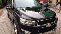 Bán Chevrolet Captiva sản xuất 2013, màu đen