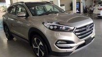 Bán Hyundai Tucson 2.0 năm 2018, màu vàng, xe nhập