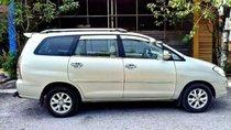 Bán xe Toyota Innova G đời 2006, màu vàng cát