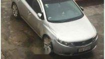 Cần bán lại xe cũ Kia Forte 2010, màu bạc