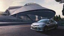 Bán Toyota Camry năm 2019, màu bạc, nhập khẩu, giá tốt