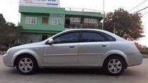 Cần bán gấp Chevrolet Lacetti năm 2004, màu bạc, xe nhập, giá chỉ 185 triệu