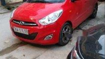 Cần bán lại xe Hyundai Grand i10 2012, màu đỏ, xe nhập, giá 240tr