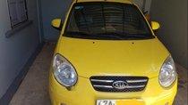 Bán Kia Morning 1.2 AT đời 2009, màu vàng xe gia đình