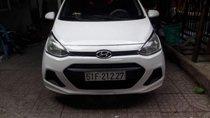 Bán xe Hyundai Grand i10 2015, màu trắng, nhập khẩu