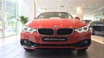 Bán BMW 420i Gran Coupe sản xuất 2018, màu đỏ, nhập khẩu