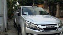 Cần bán Isuzu Dmax năm sản xuất 2013, màu bạc, nhập khẩu