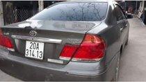 Bán Toyota Camry 2.4G đời 2005, màu xám, nhập khẩu