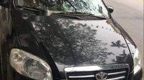 Cần bán lại xe Daewoo Gentra 2009, màu đen xe gia đình