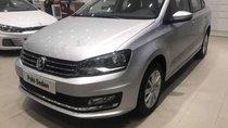 Bán Volkswagen Polo 1.6 AT. Đời 2019, màu bạc, nhập khẩu nguyên chiếc, giá tốt