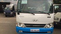 Cần bán Hyundai County năm sản xuất 2017, màu trắng, xe nhập, 250 triệu