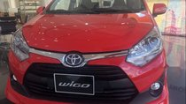 Cần bán xe Toyota Wigo 1.2G sản xuất năm 2019, màu đỏ, nhập khẩu giá cạnh tranh