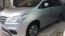 Bán xe cũ Toyota Innova 2015, màu bạc