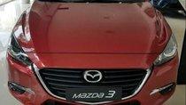 Cần bán xe Mazda 3 1.5 đời 2018, màu đỏ