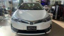 Bán xe Toyota Corolla altis 1.8G CVT 2019, màu trắng, giá chỉ 766 triệu