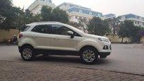 Cần bán lại xe Ford EcoSport Titanium AT đời 2015, màu trắng, chính chủ