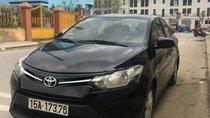 Bán Toyota Vios đời 2014, màu đen