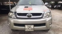 Bán ô tô Toyota Hilux 2009, màu bạc, xe nhập, giá tốt