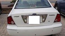 Bán ô tô Ford Laser Deluxe 1.6 sản xuất 2002, màu trắng