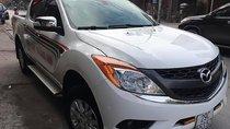 Bán Mazda BT 50 năm sản xuất 2015, màu trắng, xe nhập