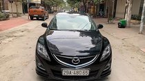 Cần bán gấp Mazda 6 đời 2011, màu đen, nhập khẩu chính chủ