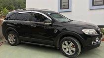 Bán Chevrolet Captiva đời 2010, màu đen giá cạnh tranh