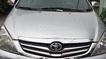 Bán ô tô Toyota Innova 2.0 MT năm 2008, màu bạc